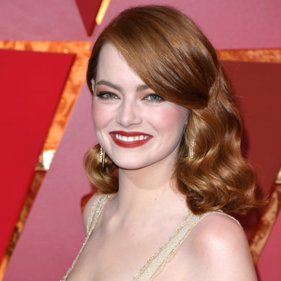 Emma Stone Hair and Makeup at the 2017 Oscars