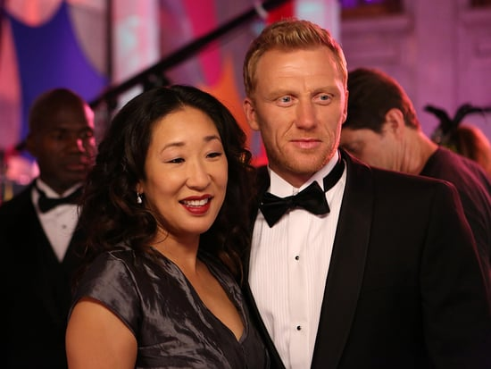Grey's Anatomy's Sandra Oh Reunites with Kevin McKidd - and Shares What She Really Thinks About Her On-Screen Ex Moving On