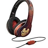 Avengers Iron Man Vi-M40IM Over-the-Ear Headphones With Built-in Microphone ($29)