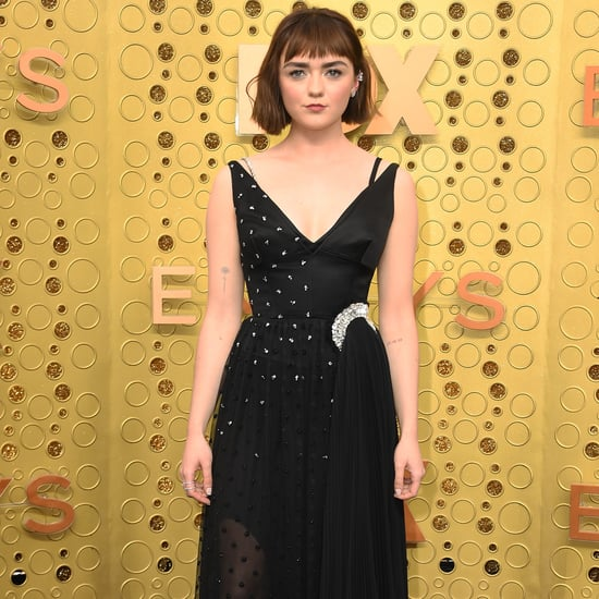 Maisie Williams Helped Design Her JW Anderson Emmys Dress