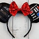 Star Wars Darth Vader Minnie Ears