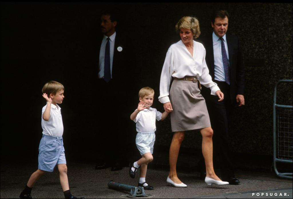 We can almost always count on Prince Harry and Meghan Markle to show PDA whenever they step out, and it seems we finally know where Harry's hand-holding habit comes from: Princess Diana. Even though Harry lost his mother at the young age of 12, it's clear that Diana's affectionate side rubbed off on her son. Throughout his childhood, Harry and Diana were frequently seen hugging and being playful with each other, just like Harry is with Meghan now. In fact, remember when Harry reinvented the art of hand-holding during the couple's recent stop in Melbourne, Australia? Well, it turns out, we were wrong. It was actually Diana who taught Harry that move. Like mother, like son.       Related:                                                                                                           Here's How Prince Harry Reacted When a Fan Photoshopped Princess Diana Over Charles and Camilla