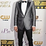 Matthew McConaughey at the Critics' Choice Awards