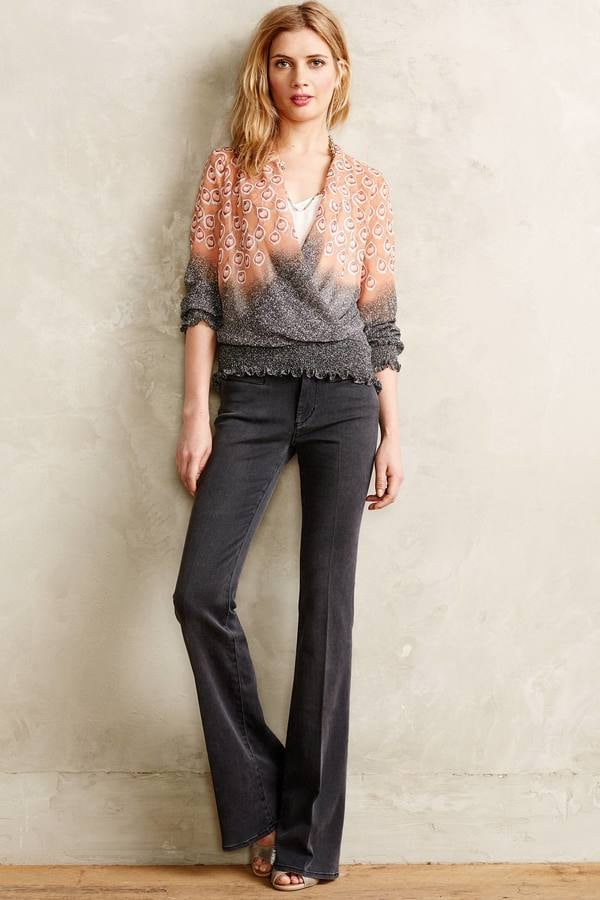 MiH Marrakesh High-Rise Kick Flare Jeans ($235)
