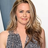 Alicia Silverstone at the Vanity Fair Oscars Afterparty 2020