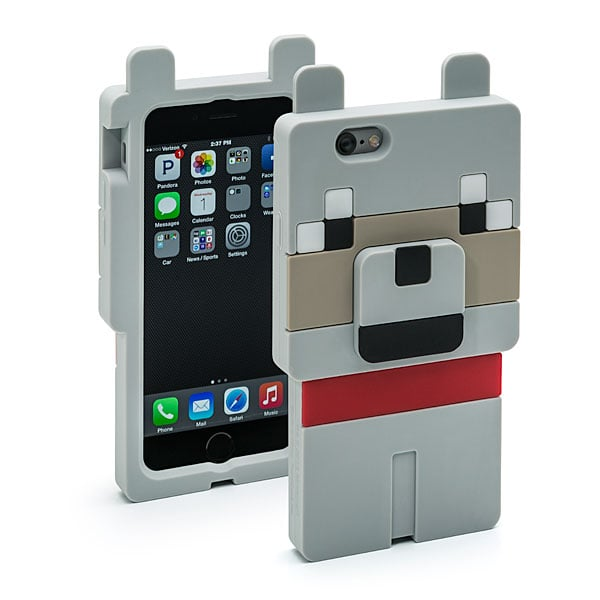 Minecraft Tech Case