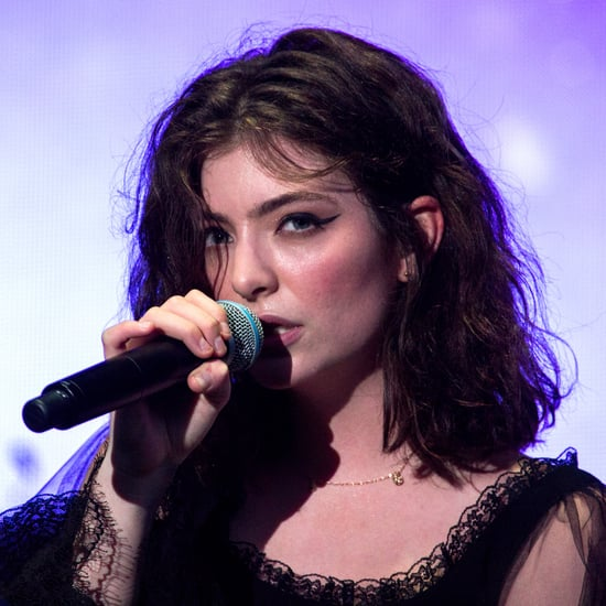 "Lorde Singing ""Bloody Mother Fucking Asshole"" Cover"