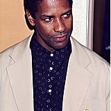 Denzel Washington at the ShoWest Festival in 1995