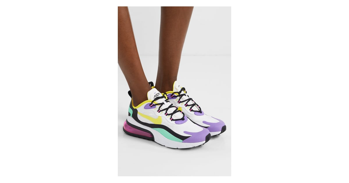 Nike Air Max 270 React Sneakers | The Biggest Sneaker Trends
