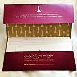 Check out our official Oscar tickets! Source: Instagram user popsugar