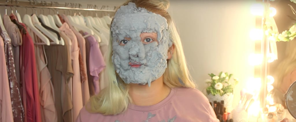 Watch This Woman Transform Into a Bubble Monster in This 100 Layers Video