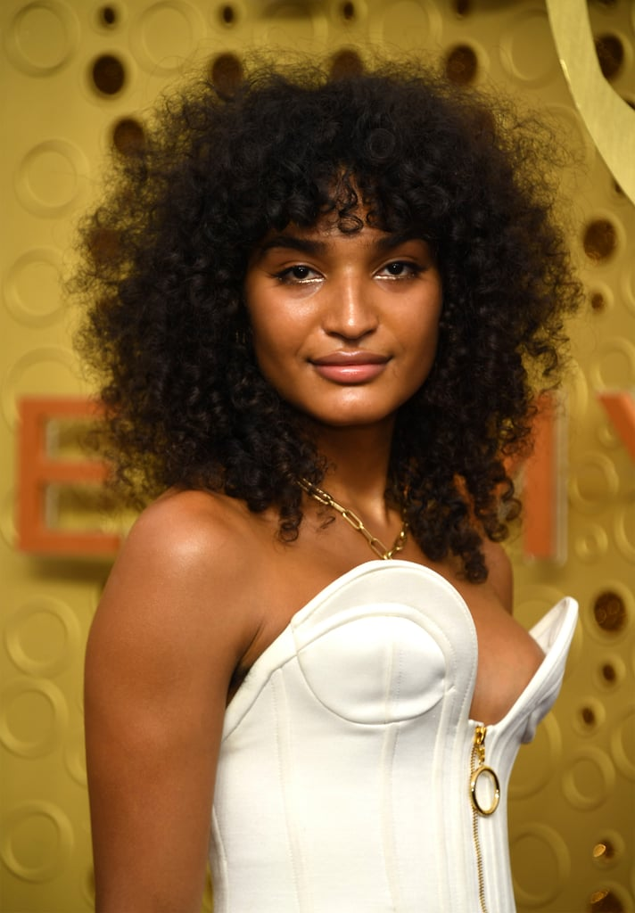Indya Moore's Curls and Dewy Makeup at the Emmys Were Next-Level Beautiful