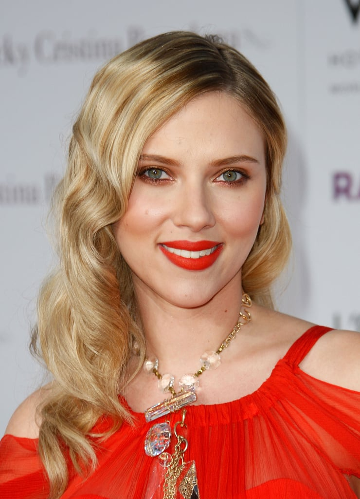 Pictures Of Scarlett Johansson S Best Hair And Makeup