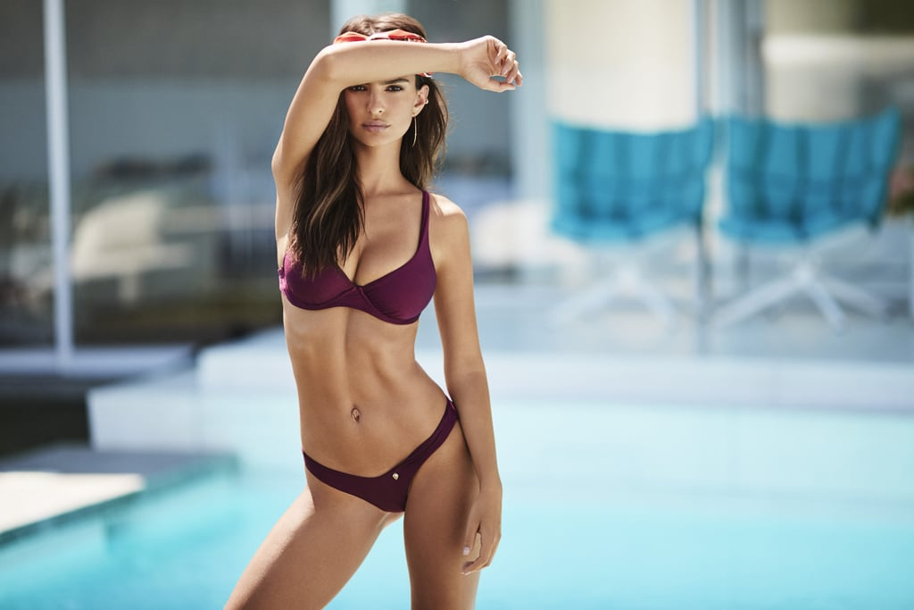 Emily Ratajkowski's Amore + Sorvete Swimsuit Campaign Photos