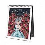 2015 Monarch Flip Calendar ($16)
