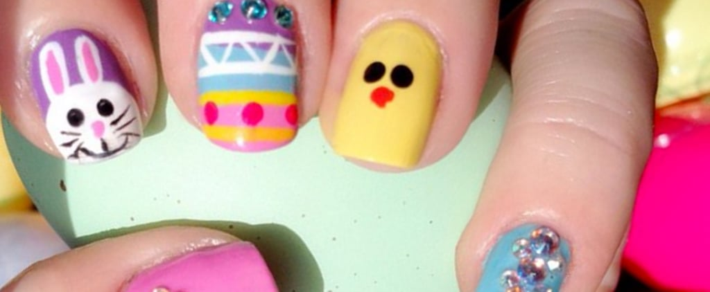 These Colorful Easter Nail Art Ideas Are Simply Egg-cellent