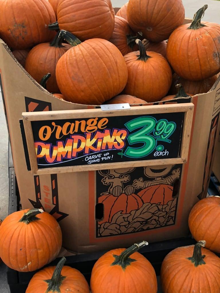 Trader Joe's Healthy Pumpkin Products