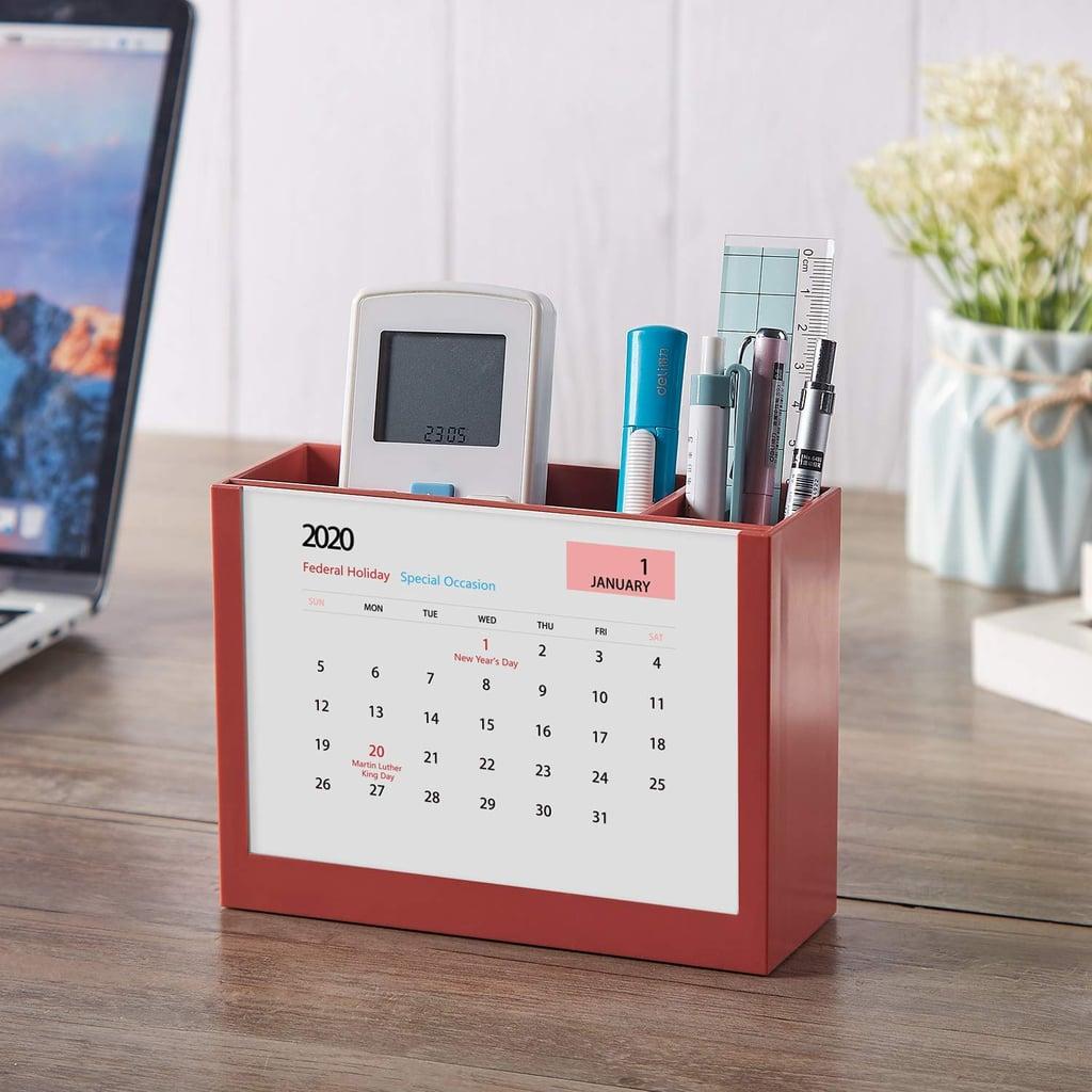 Pencil Holder Pen Cup For Desk Organiser  Best Desk Organisers on