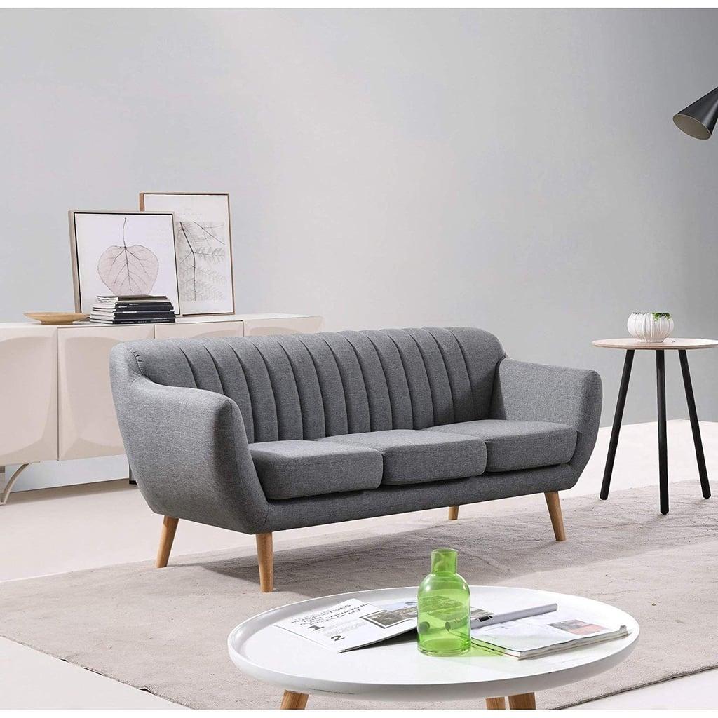 Fabric Couches Sofas: US Pride Furniture Eli Fabric Sofa
