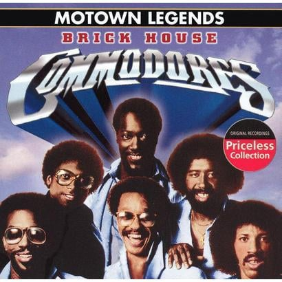 """Brick House"" by Commodores"
