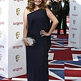 Karren Brady opted for Roland Mouret.