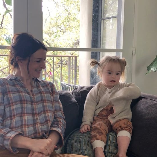 Caterina Scorsone's World Down Syndrome Day Video With Pippa