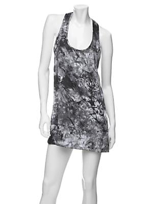 Racer Back Silk Charmeuse Dress IntermixOnline.com  ($250)