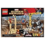 Lego Superheroes Rhino & Sandman (From Ultimate Spider-Man)