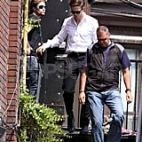Robert Pattinson Pictures on the Toronto