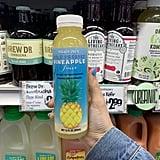 Cold Pressed Pineapple Juice ($2)