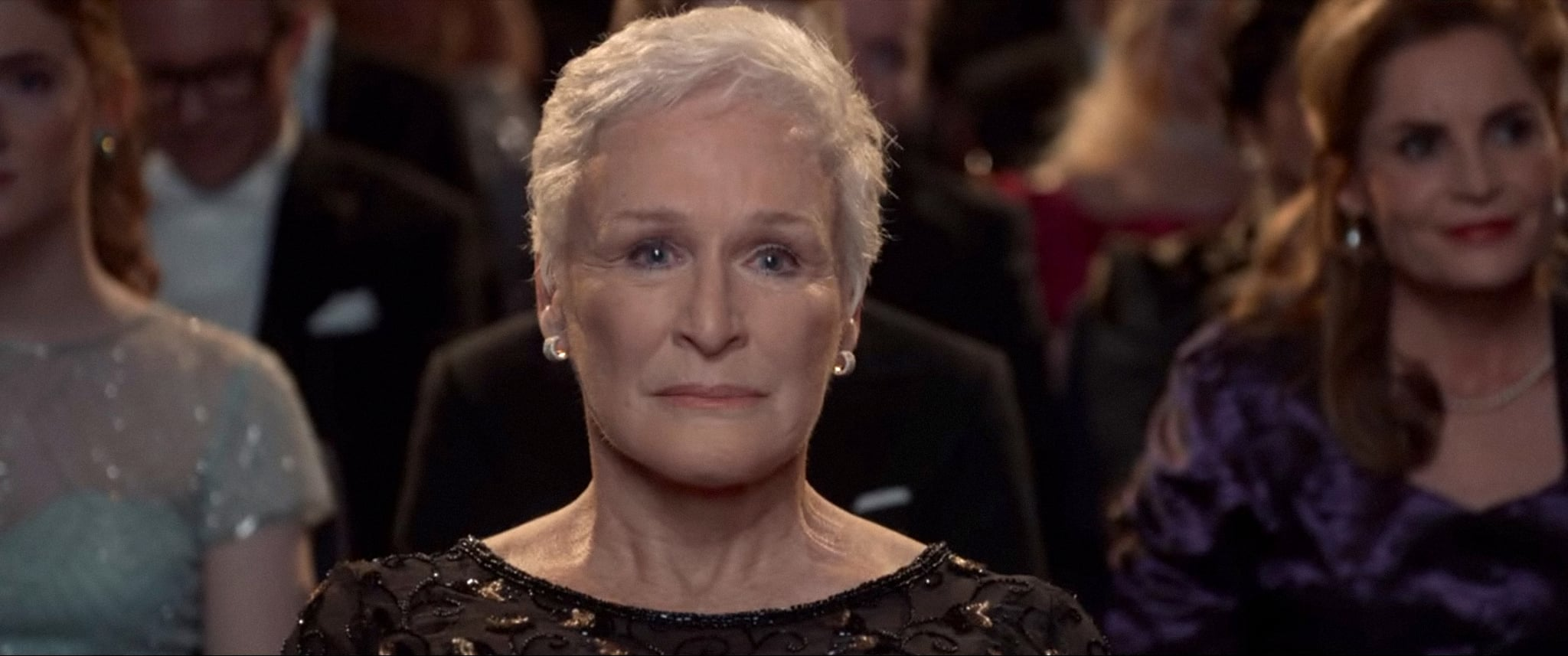 THE WIFE, Glenn Close, 2017.  Sony Pictures Classics /Courtesy Everett Collection
