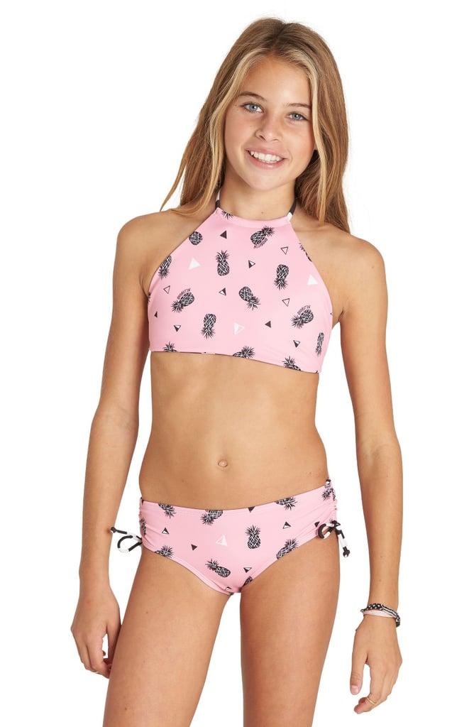 04e49e99a4 Billabong Beach Bandit Two-Piece Halter Swimsuit | Trendiest Bathing ...