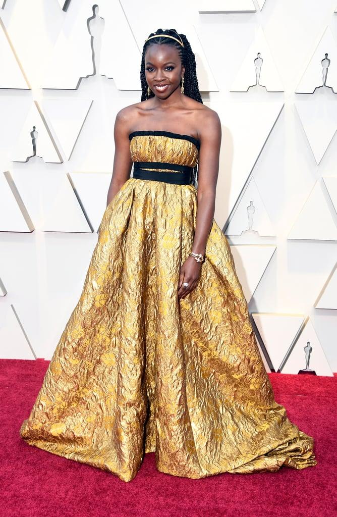 Danai Gurira at the 2019 Oscars