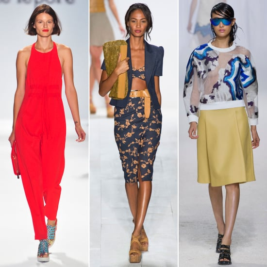 Spring Style Trends From 2014 New York Fashion Week Runway