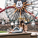Buy a FuelRod before heading to the parks.