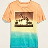 Old Navy Graphic Short-Sleeved Tee