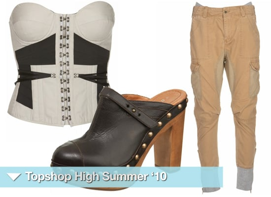 Topshop High Summer Collection 2010