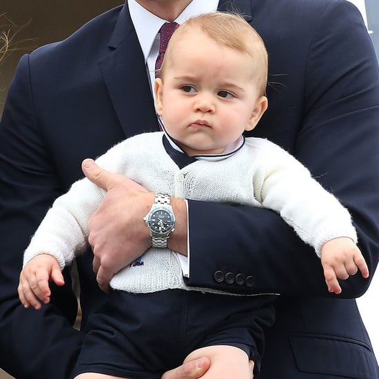 Prince George's Reaction to Kate Middleton's Pregnancy