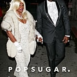 Diddy and His Mom, Janice Combs