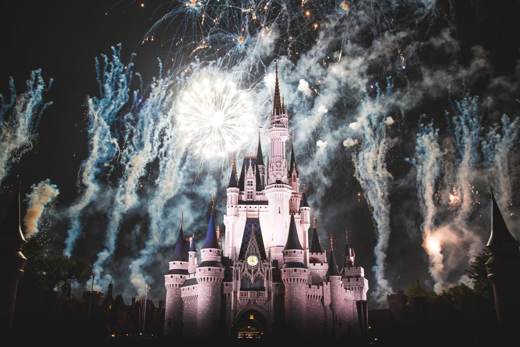 Watch the Fireworks Outside of the Park