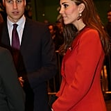 Pictures: Pregnant Kate Middleton Baby Bump & Prince William