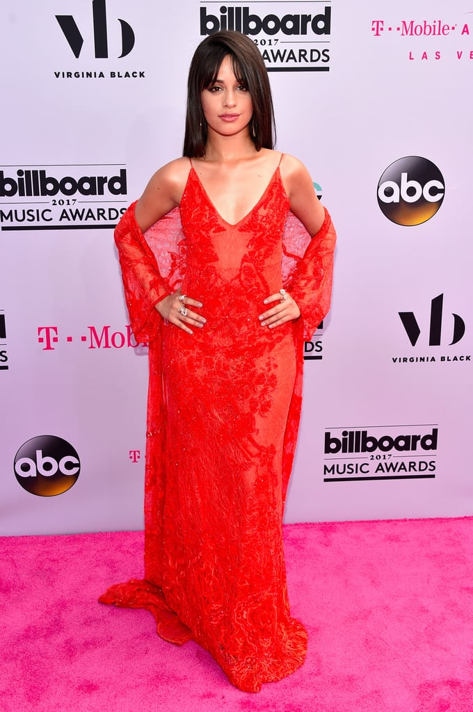 Camila Cabello's Dress at the Billboard Music Awards 2017