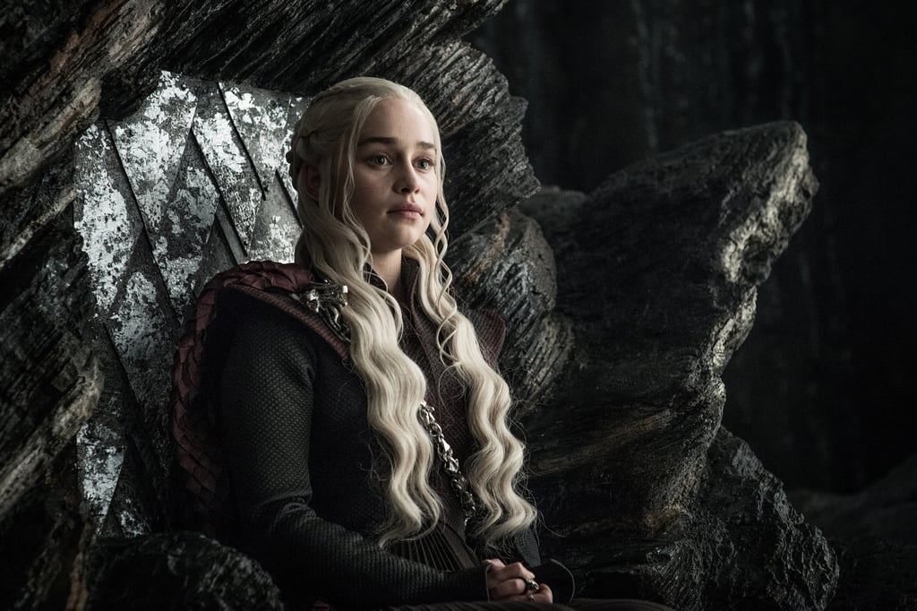 Emilia Clarke Season 8 Game of Thrones Quotes March 2019