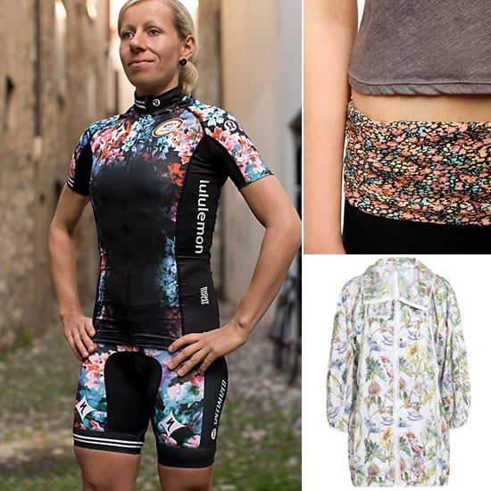 10 Fun Floral Prints For Your Spring Workout