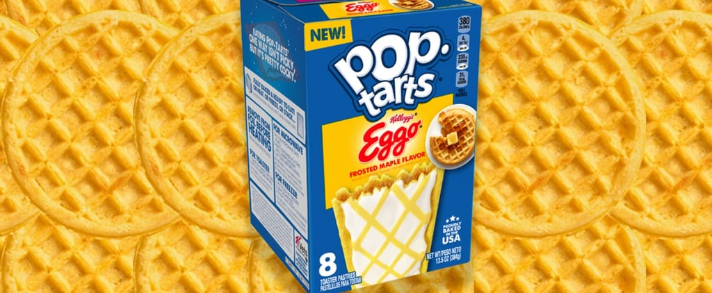Pop-Tarts Is Coming Out With a New Eggo Waffle Flavor