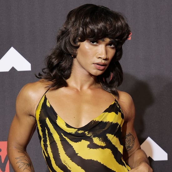 Bretman Rock's MTV VMAs Colorful French Manicure