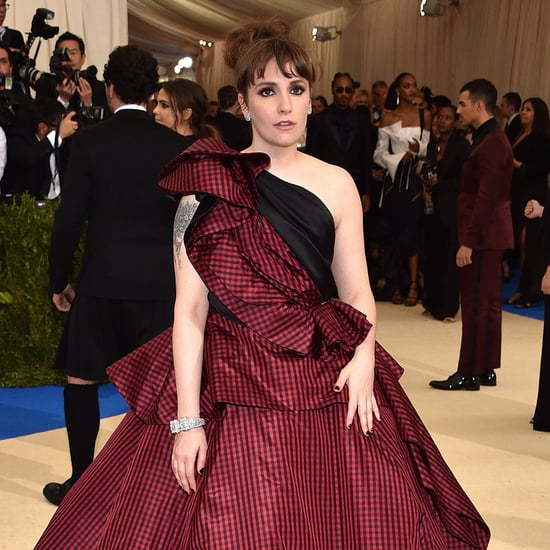 Lena Dunham Dress Met Gala 2017