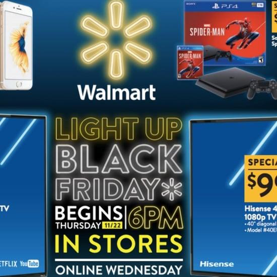 Best Deals From Walmart Black Friday 2018