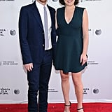 Charlie McDowell and Elisabeth Moss screened The One I Love.