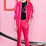 Presley Gerber at the 2019 CFDA Awards